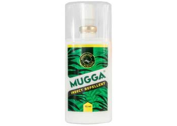 MUGGA 9,5%komary moskity kleszcze 2 x 75 ml