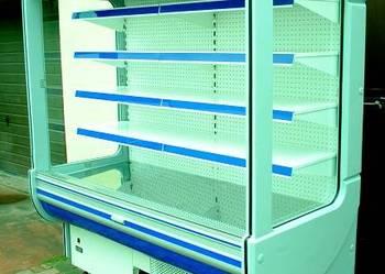 Regał chłodniczy COLD  1,9m 3szt. RÓŻNE KOLORY Dostawa