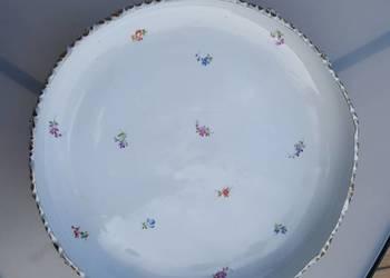 Capodimonte - duża porcelanowa misa