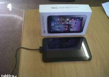 Rewelacyjny TABLET SAMSUNG P 1000 3G WI -FI 16 Gb BIAŁY !!!