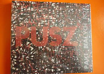 """Płyta CD Pusz """"Pąki białych róż"""" (Soyka, Pustki, J. Budyń)"""