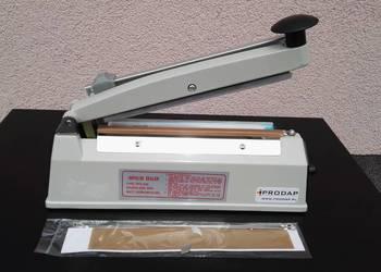 200 x 2 Z NOŻEM zgrzewarka ręczna stołowa do folii PFS200