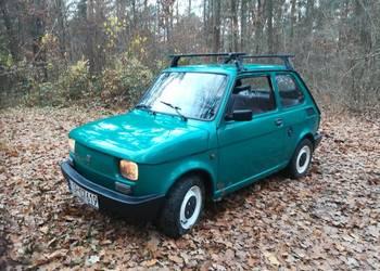 Fiat 126p Maluch Sprawny Zarejestrowany