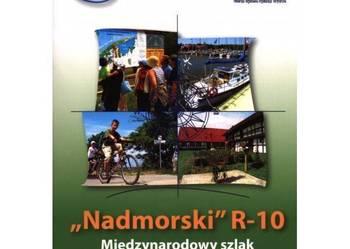 """""""Nadmorski"""" R-10 Szlak rowerowy Izbica Łeba Żarnowska Stilo"""