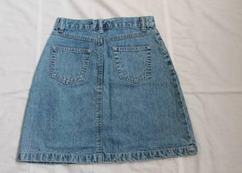 "spódnica ""xtract international"" jeans"