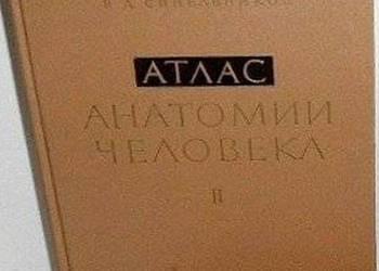 ATLAS ANATOMII CZŁOWIEKA - TOM II - SINIELNIKOW R.D.