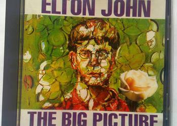 Elton John. The Big Picture. Płyta CD.