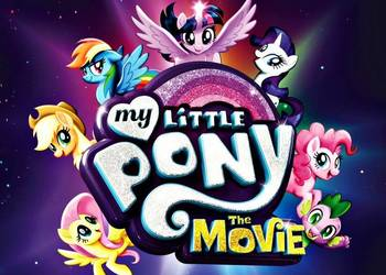 MY LITTLE PONY : THE MOVIE    SOUNDTRACK ( CD )