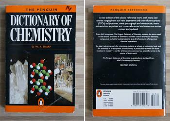 Słownik chemiczny/Dictionary of chemistry