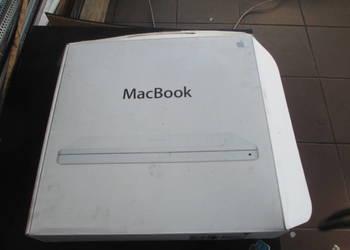 Pudełko macbook a1181 oryginał APPLE
