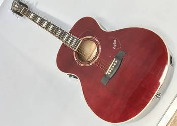 HAGSTROM SILJAN CUSTOM Gitara elektroakustyczna