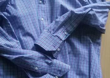 4e771e576 42-43, 176-182, L-XL, tommy hilfiger , koszula męska z kołni …