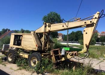 Koparko-ładowarka Fortschritt Model T-174