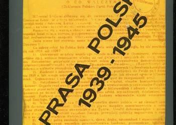Prasa Polska 1939-1945