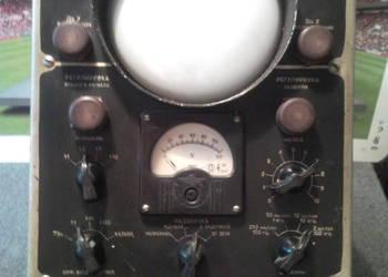 Urządzenie pomiarowe-oscyloskop.