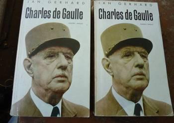 JAN GERHARD CHARLES DE GAULLE  T. 1 -2  FA