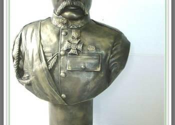 Popiersie- rzeźba  Marszałek Józef Piłsudski na 100-lecie