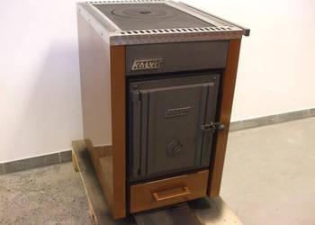 Piec kuchenny - kuchnia węglowa, Kalvis KO-2 N AIR