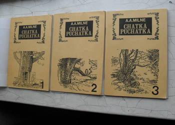 Chatka Puchatka 1-3 - A.A.Milne