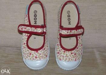 NOWE buty MOD8 dla dziewczynki rozmiar 24