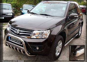 ORUROWANIE Boczne Stopnie Kangur do Samochodow Suzuki