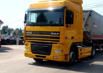 DAF XF 95 430 2002r Euro 3 - na sprzedaż!