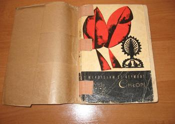 Chłopi I JESIEŃ W.S. Reymont   wydanie z 1952 roku