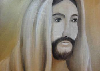 Obraz olejny święty religijny Jezus Chrystus WYSYŁKA GRATIS