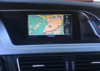 Polskie Menu Lektor Audi MMI 3GBasic A4 A5 A6 Q5 Q7 Mapa2018