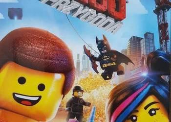 Lego Przygoda, dvd