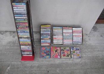 Stare kasety magnetofonowe duży zestaw