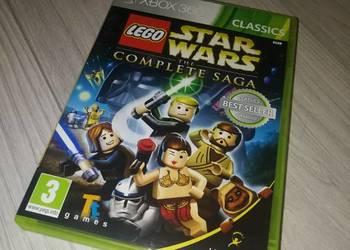 LEGO STAR WARS COMPLETE SAGA na konsolę XBOX 360