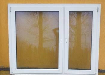 Okna plastikowe PCV używane
