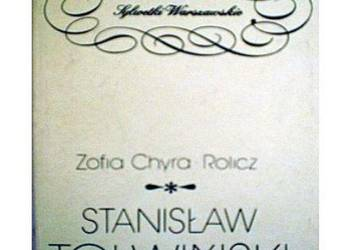 STANISŁAW TOŁWIŃSKI - ROLICZ-CHYRA ZOFIA