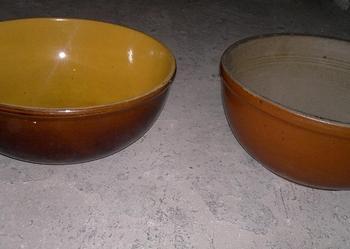 Miska miski gliniana ceramika