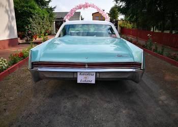 Auto do ślubu Buick Electra 225 1966