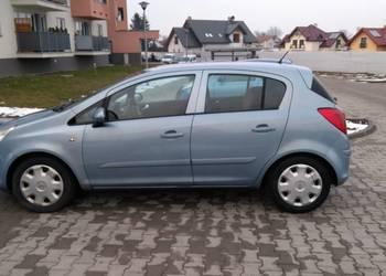 Opel corsa automat kraków od kobiety