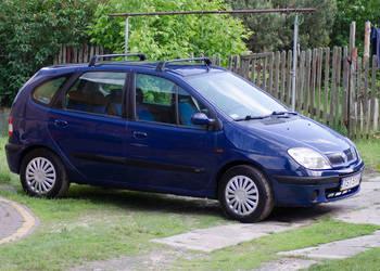 Renault Scenic 1.9 dci - uszkodzony silnik
