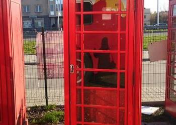 Sprzedam Londyńską Budkę Telefoniczną, London Telephone BOX