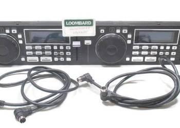 Do sprzedania DUO KONTROLER  CD/MP3 IMG STAGE LINE CD-292USB