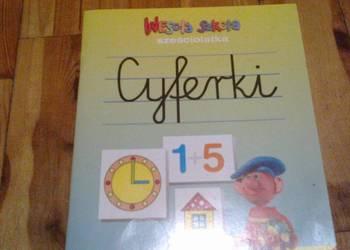 Wesoła szkoła sześciolatka  Cyferki