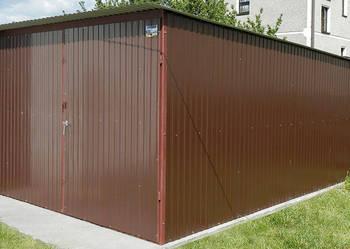 Blaszak 3x5 garaże blaszane małopolska dowóz i montaż gratis