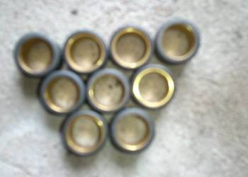 Rolki 19x10 Polini 3,5 gram (stage6, malossi, motoforce)