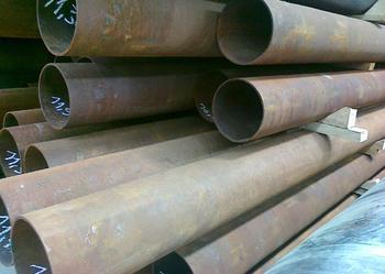 Rury stalowe z demontażu - używane hurtownia rur stalowych