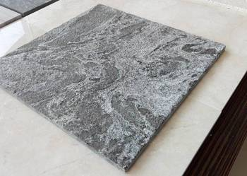 Płytki! Kwarcyt, podłogi,tarasy, ściany 60x60 metal grey
