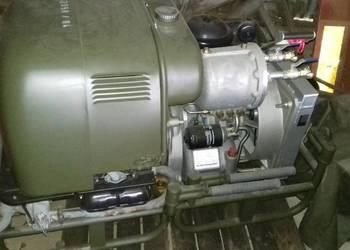 Kompresor śrubowy silnik VW Garbus 1.6