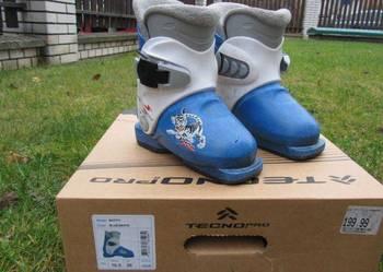 Buty narciarskie dziecięce TecnoPro, rozm. 16,5 (Eur 26)