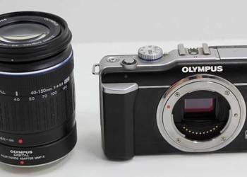 OLYMPUS E-PL1 + OBIEKTYW OLYMPUS 40-150