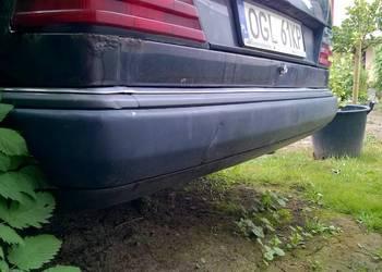 Mercedes 124 Chromy Zderzaka Tylnego