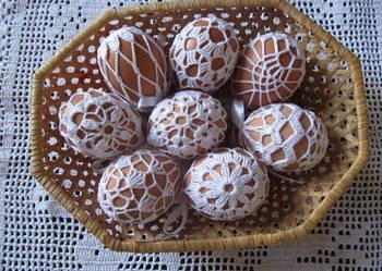 Koszulki na jajka, pisanki,ozdoby wielkanocne